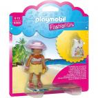 Playmobil 6886 Fashion Girl  Plaża